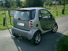 English: tuned smart car