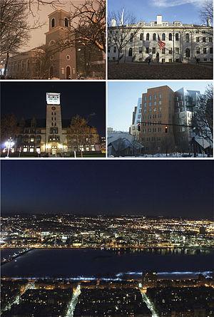 Cambridge, Massachusetts - Wikipedia