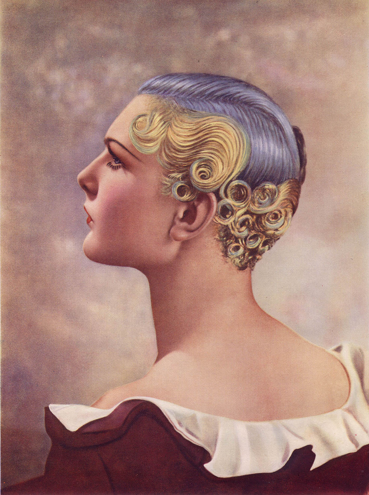 Coiffure 1960 Perm Hairstyle Wikipedia