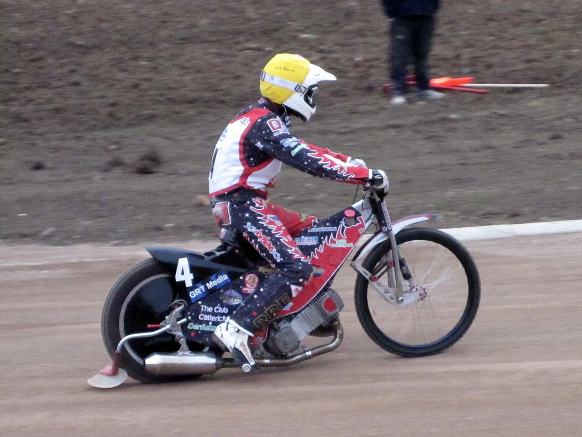 Speed Way Richard Hall Speedway Rider Wikipedia