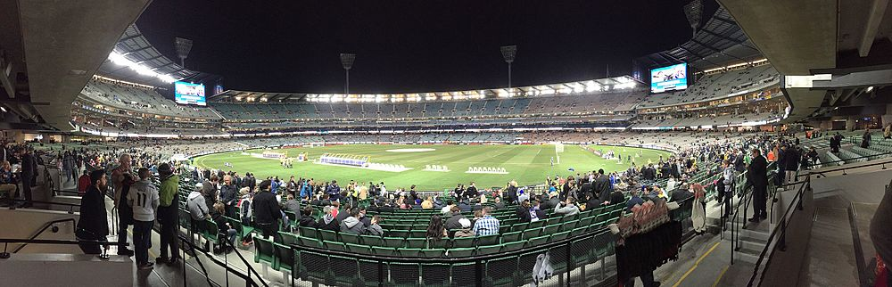 Melbourne Cricket Ground - Wikipedia
