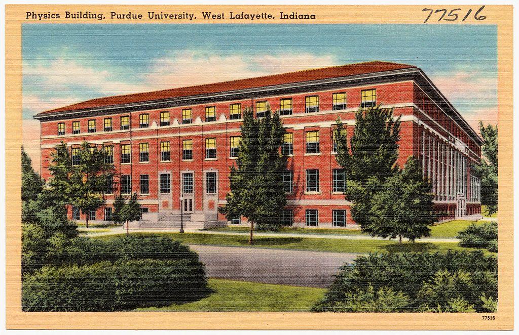 FilePhysics building, Purdue University, West Lafayette, Indiana