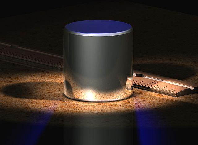 one kilogram standard CGI