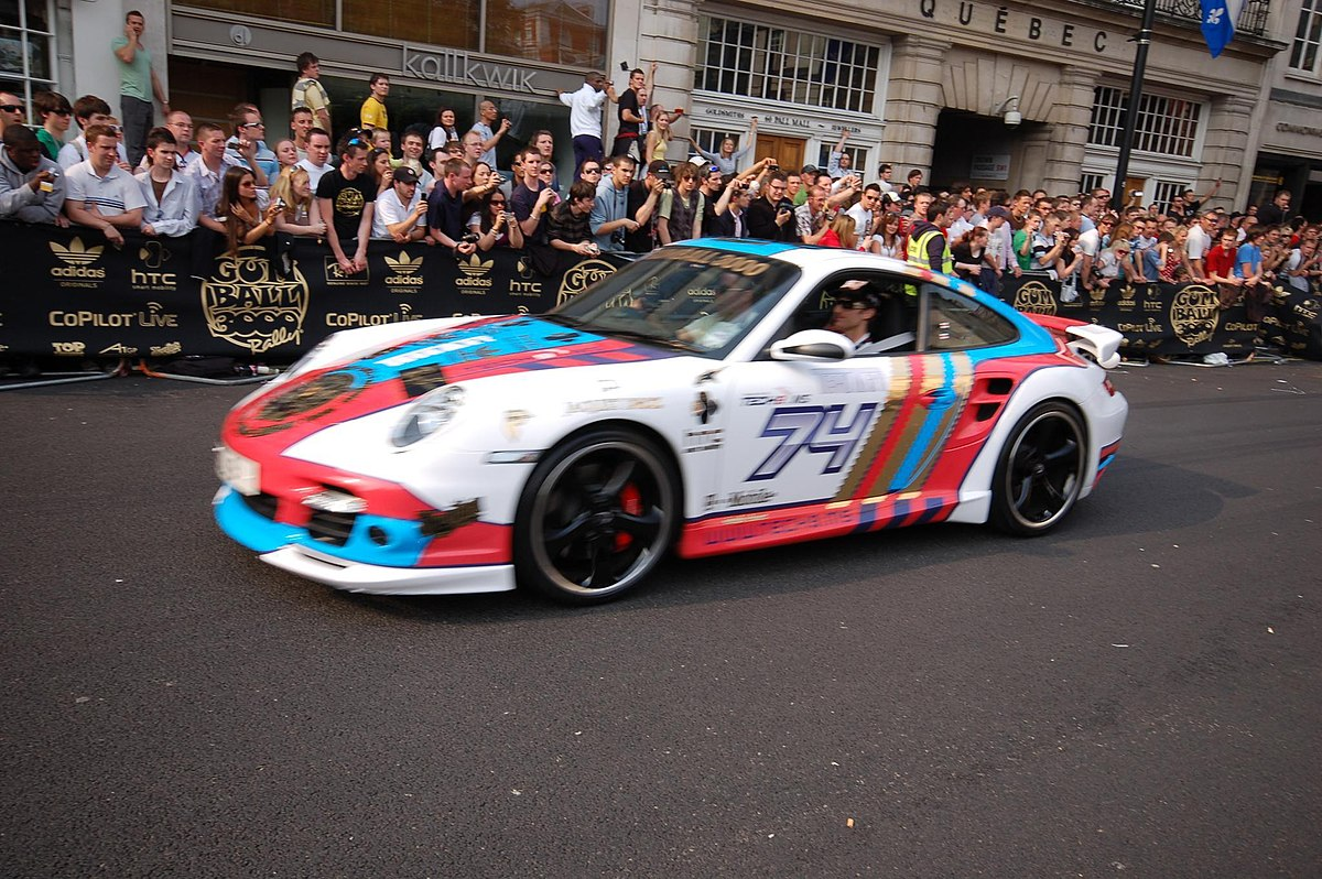Rally Car Wallpapers Free 2007 Gumball 3000 Collision Wikipedia