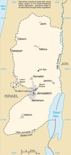 where is israel on the map