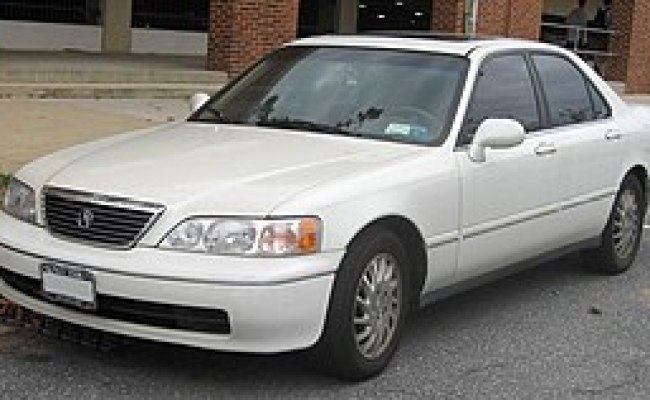 legends-6 1995 Acura Legend Sedan