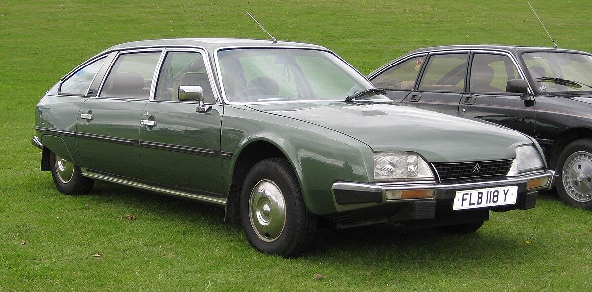 Citroën CX - Wikipedia