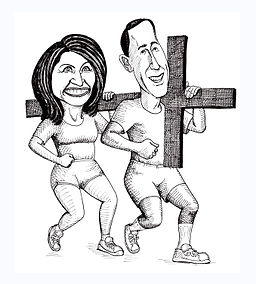 God's Children (Michelle Bachmann and Rick Santorum)