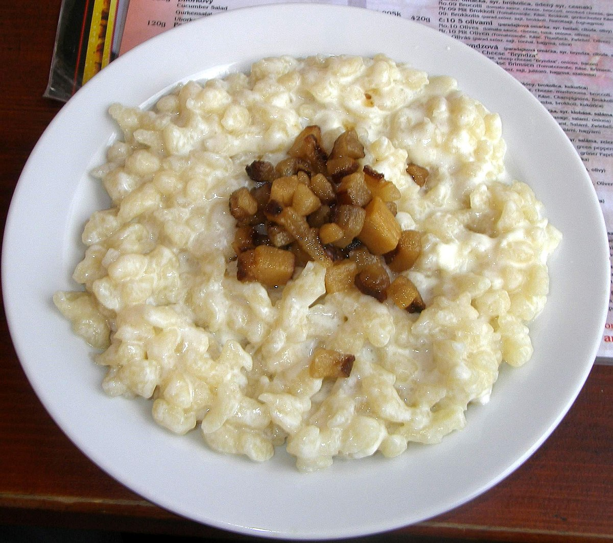 Cuisine Meaning English Slovak Cuisine Wikipedia