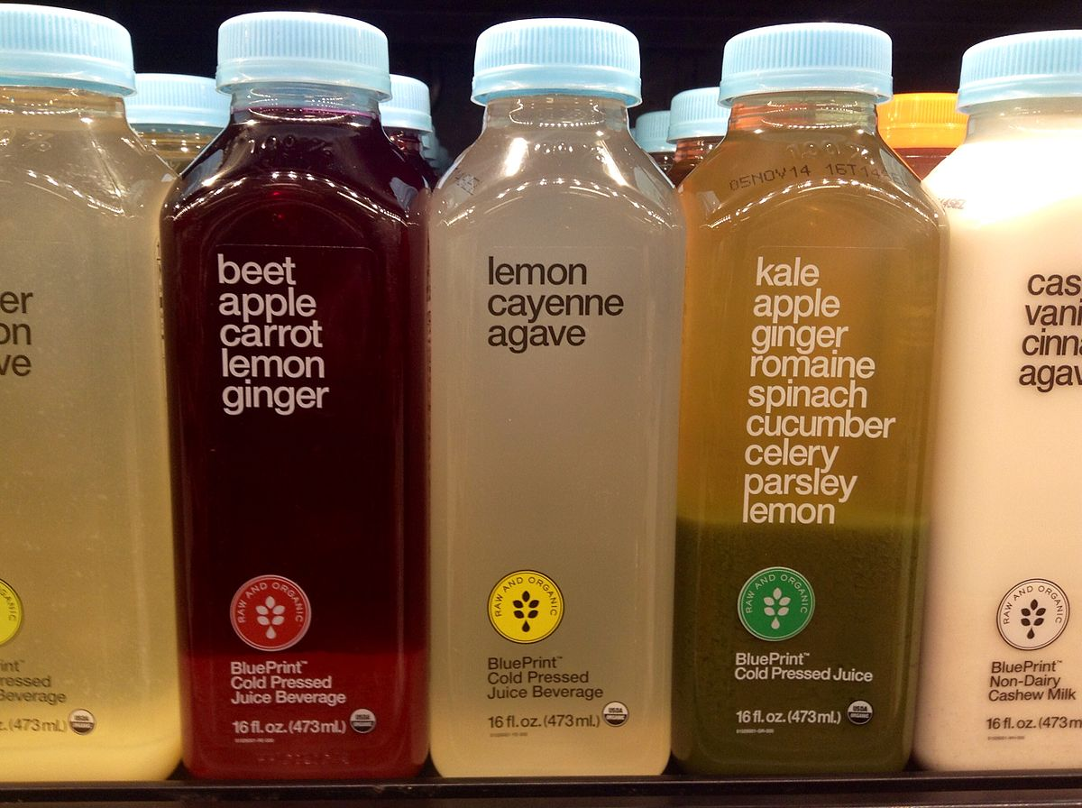 Cold Pressed Juice Wikipedia