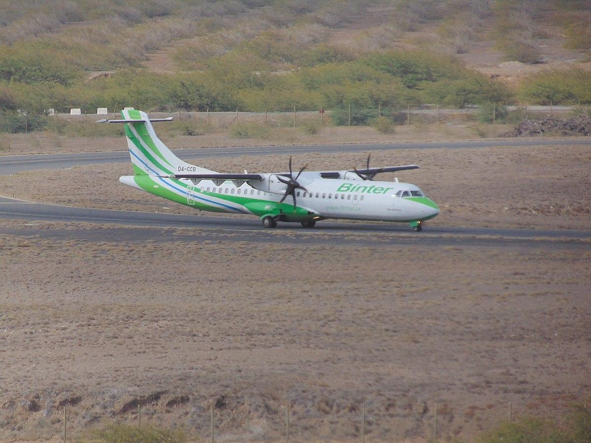 binter cv airlines