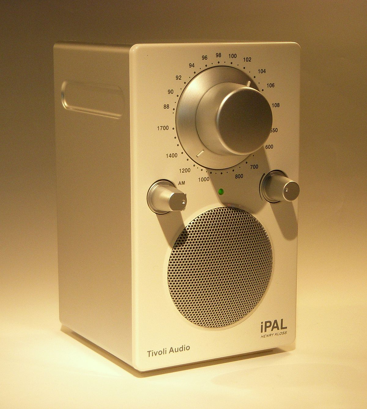 Tivoli Radio Pal Tivoli Audio Pal Wikipedia