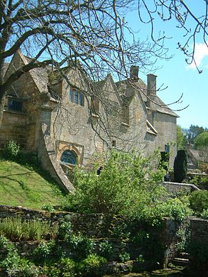 English: Snowshill Manor