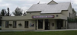 Wasilla City Hall in Alaska