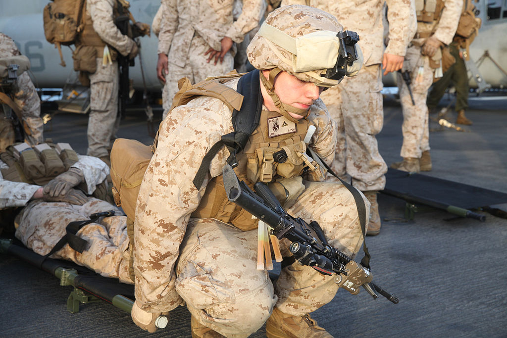 FileLima Company, Battalion Landing Team 3rd Battalion, 6th Marine - marines infantry assaultman
