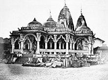 Baps Ghanshyam Maharaj Hd Wallpaper Swaminarayan Temple Ahmedabad Wikipedia