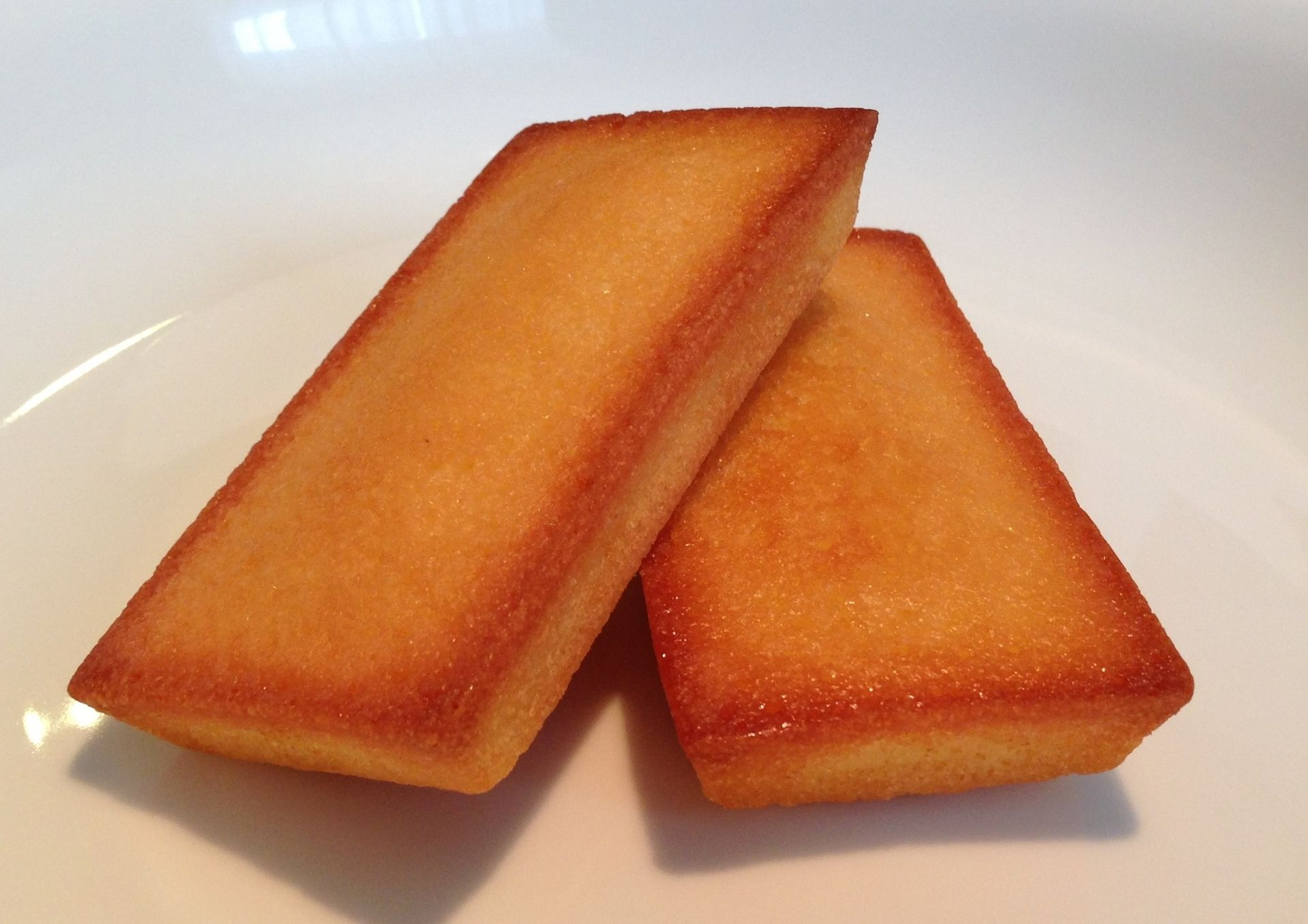 Dessert Paris Financier (cake) - Wikipedia