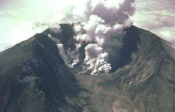 البراكين البركان ابحاث مصور البراكين 350px-Volcano.jpeg