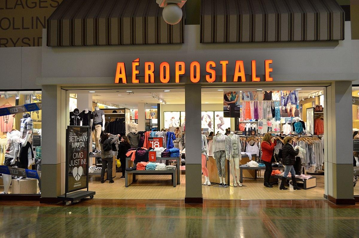 Aeropostale Clothing Wikipedia