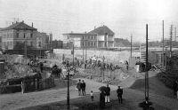 File:Essen Hauptbahnhof, Bau um 1900.jpg - Wikimedia Commons