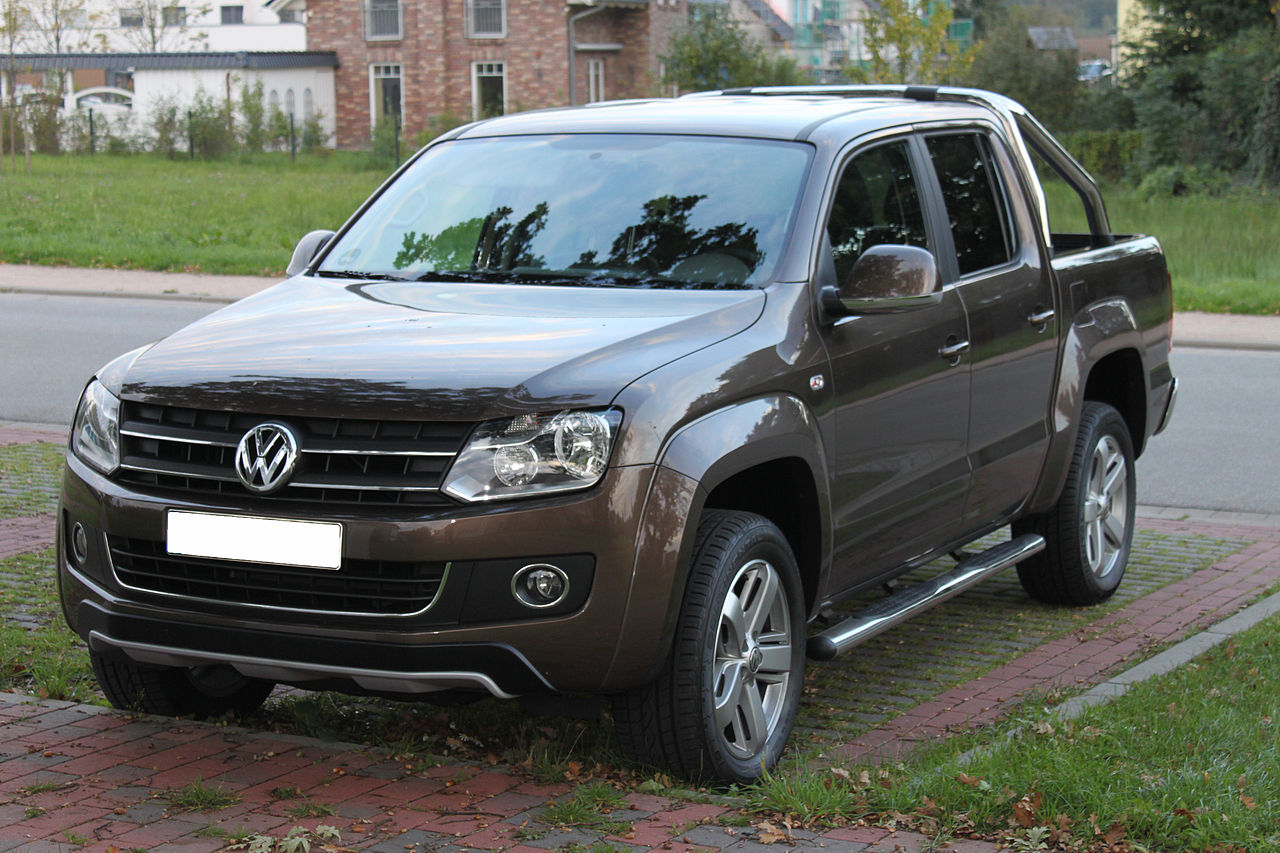 Vw Amarok Dimensions File Vw Amarok Front Jpg Wikimedia Commons