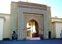 Palais royal (Rabat)  Wikipdia