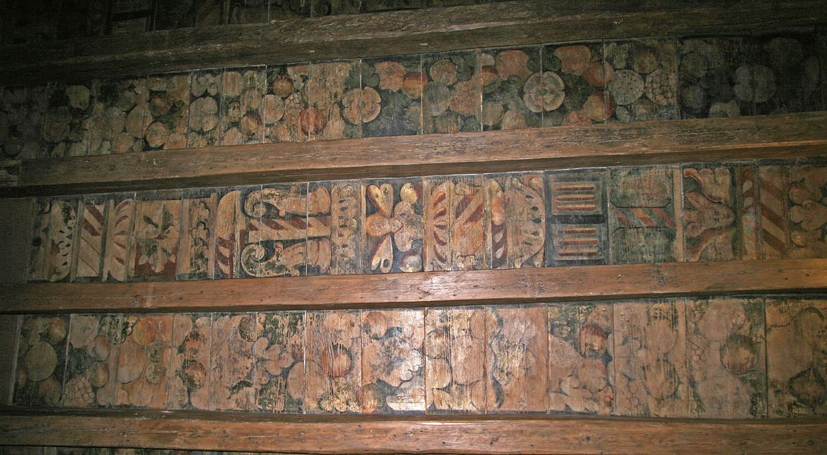 Painted Wood Ceilings Scottish Renaissance Painted Ceilings Wikipedia
