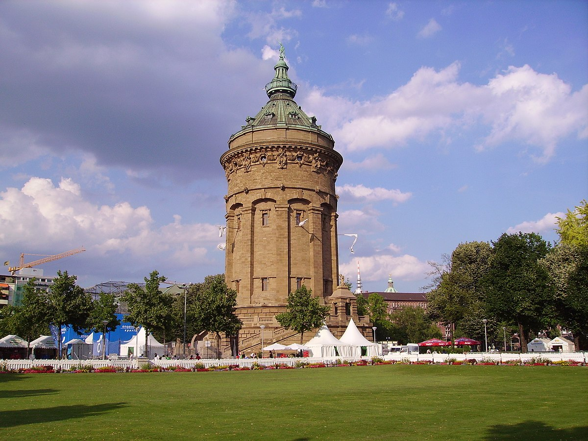Mannheim Germany Mannheim Wikipedija