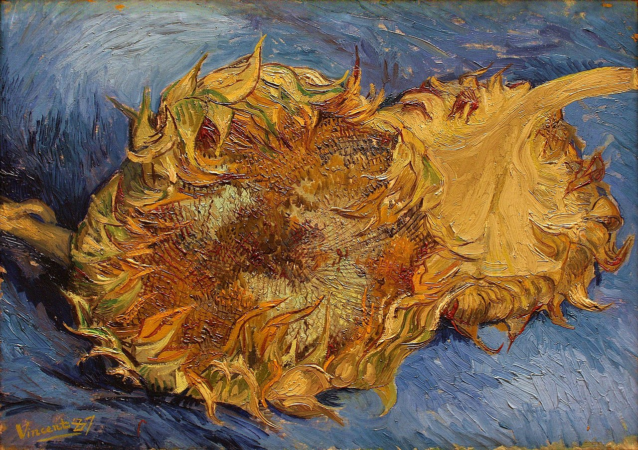 Vincent Van Gogh Paintings Sunflowers Original File 3 248 2 288 Pixels File Size 6 37 Mb