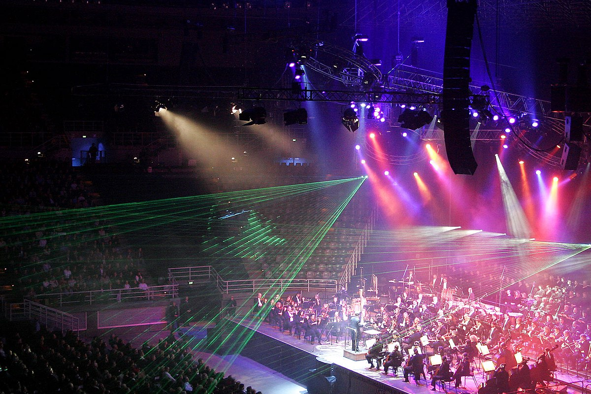 Lighting Effects Specialist Stage Lighting - Wikipedia