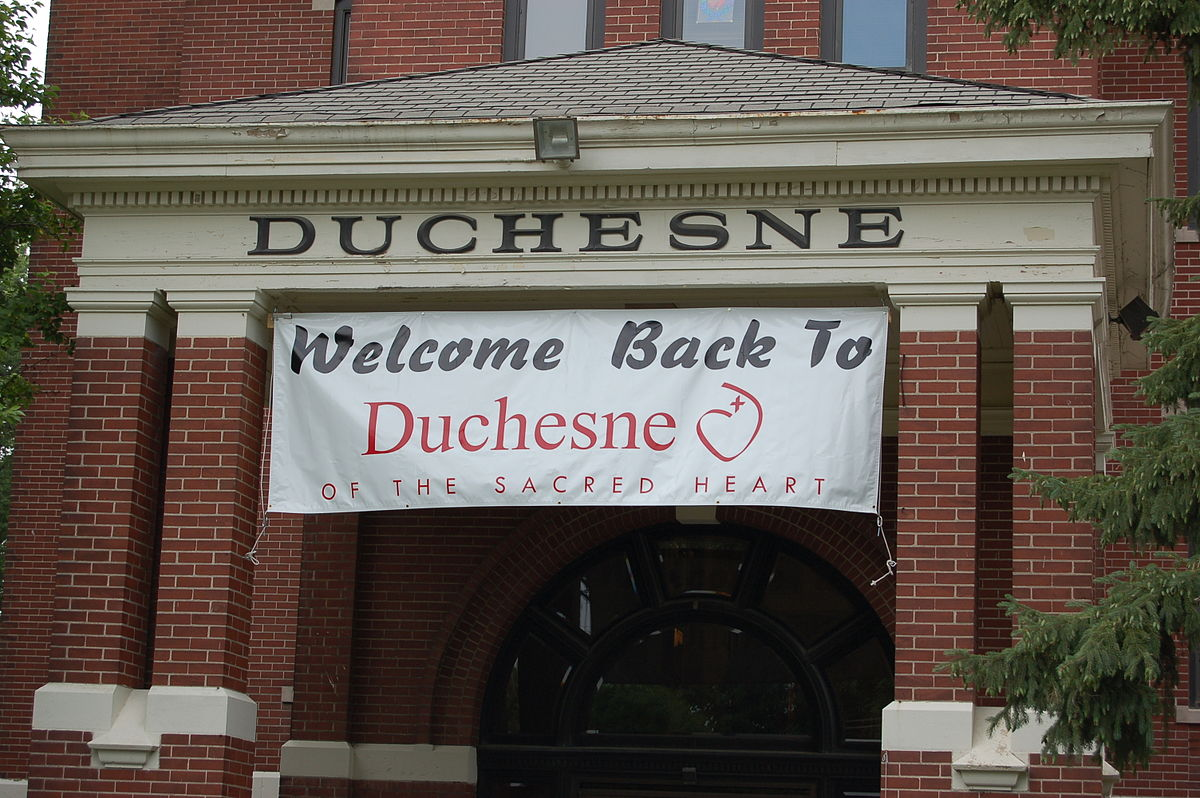Duchesne High School House Raffle Duchesne Academy Of The Sacred Heart Nebraska Wikipedia