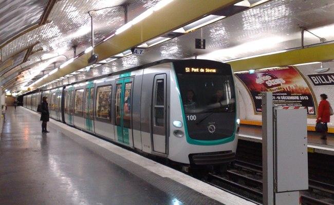 Paris Métro Line 9 Wikipedia