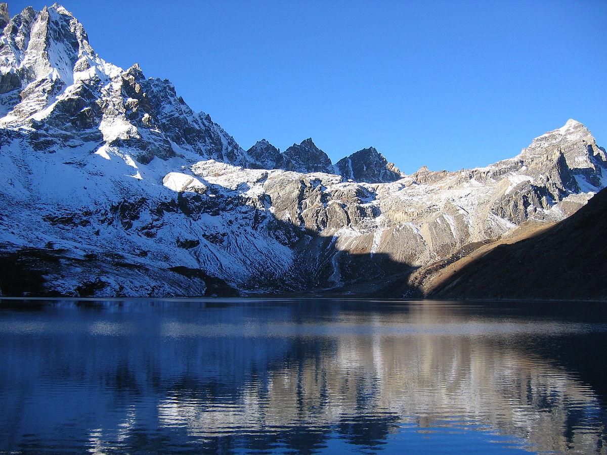 Himalaya Hd Wallpaper N 225 Rodn 253 Park Sagarm 225 Th 225 Wikip 233 Dia