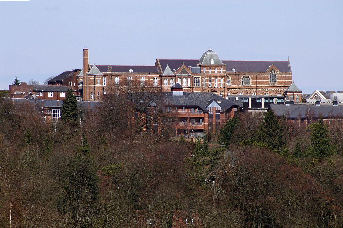Royal Hampshire County Hospital Wikipedia