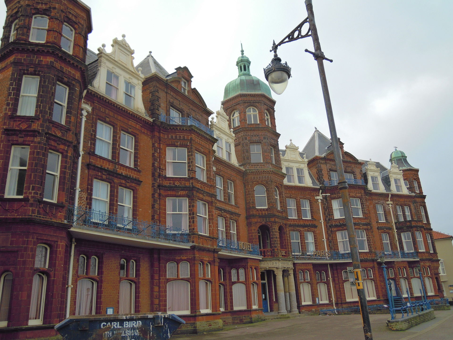 Three Star Hotel In Hotel De Paris, Cromer - Wikipedia