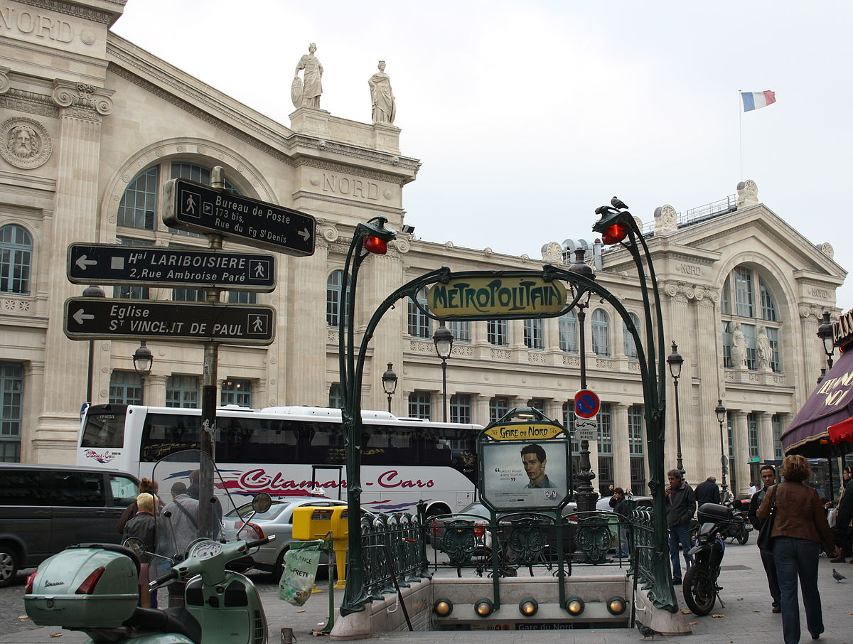 Gare De Paris How To Get From Paris Nord To Gare De Lyon