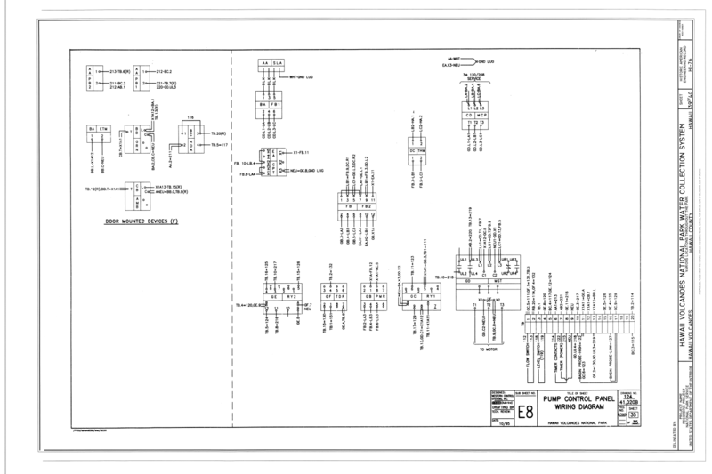 simplex pump control panel wiring diagram