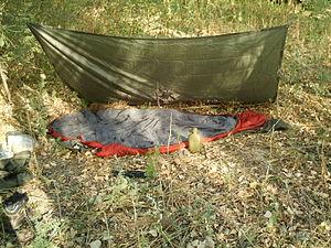 Poncho-tarp-shelter