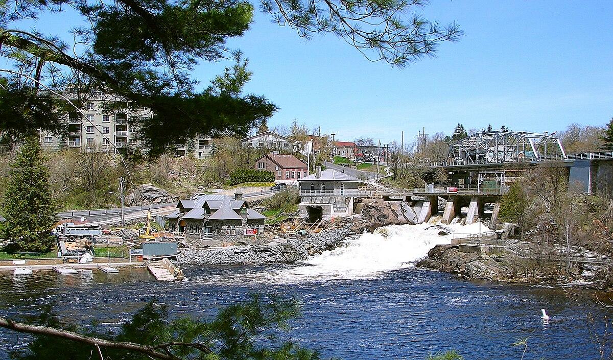 Central Park Fall Wallpaper Bracebridge Ontario Wikipedia
