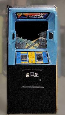 Destroyer Arcade Game Wikipedia