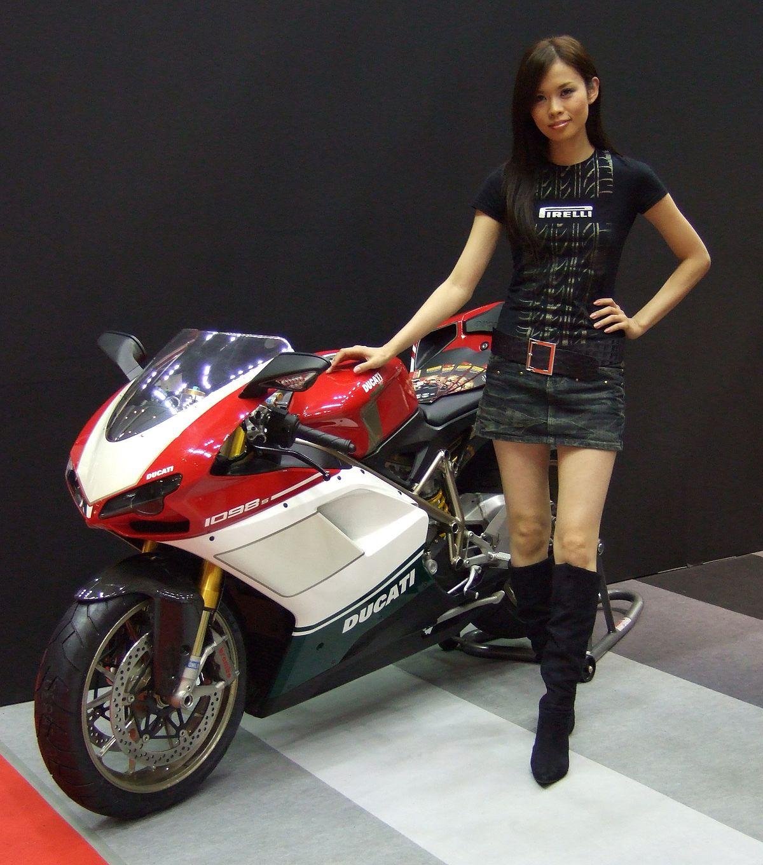 Kawasaki Ninja Girl Wallpaper Ducati 1098 Wikip 233 Dia A Enciclop 233 Dia Livre