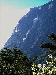 Vandfald i Norge - Wikipedia, den frie encyklopædi