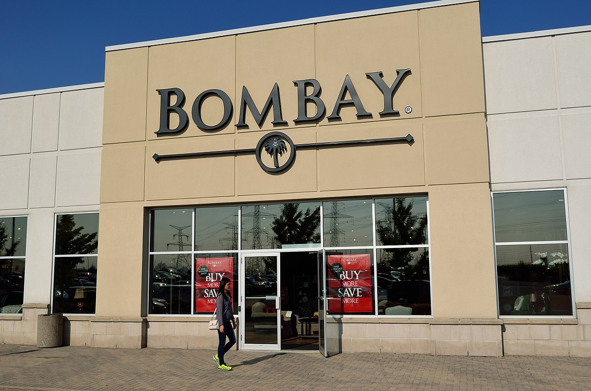 Furniture Outlet Canada Bombay Company Wikipedia