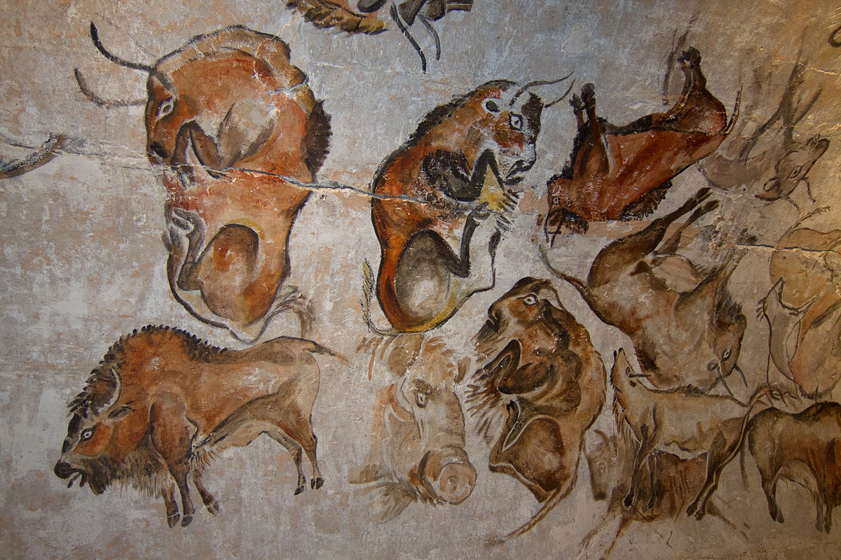 Pintura Paleolitica Cave Painting Wikipedia