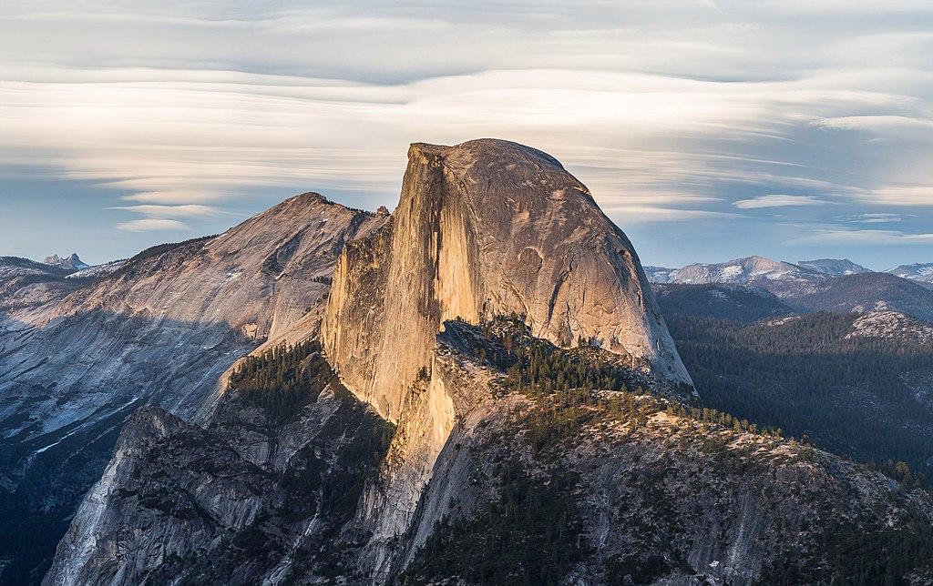 Half Dome from Glacier Point, Yosemite NP - Diliff