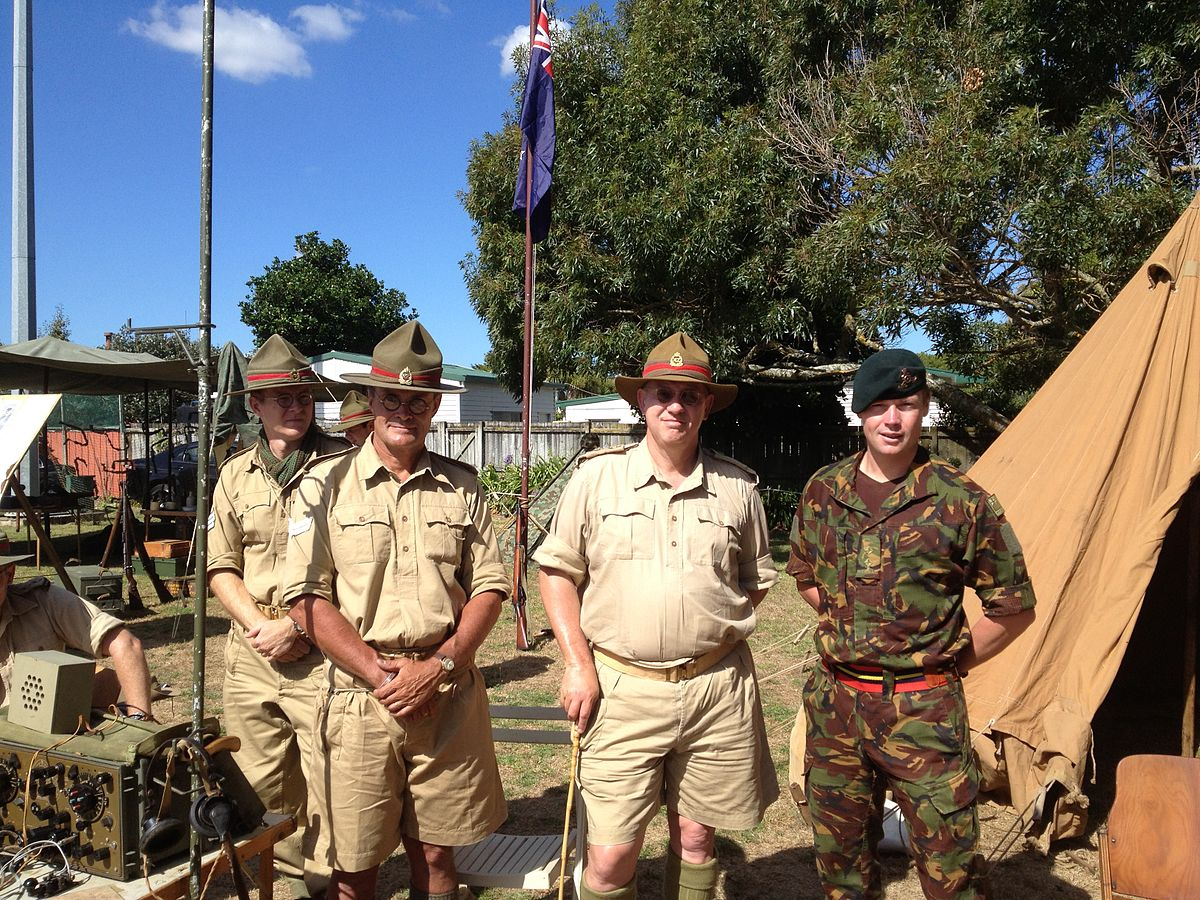 Uniforms Of The New Zealand Army Wikipedia