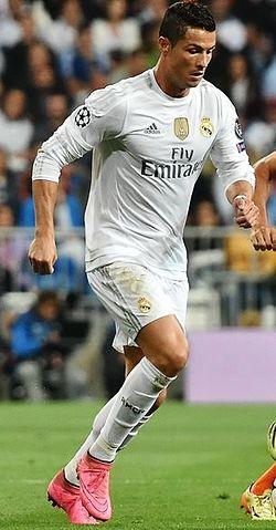 Real Madrid D Кристијано Роналдо Википедија слободна енциклопедија