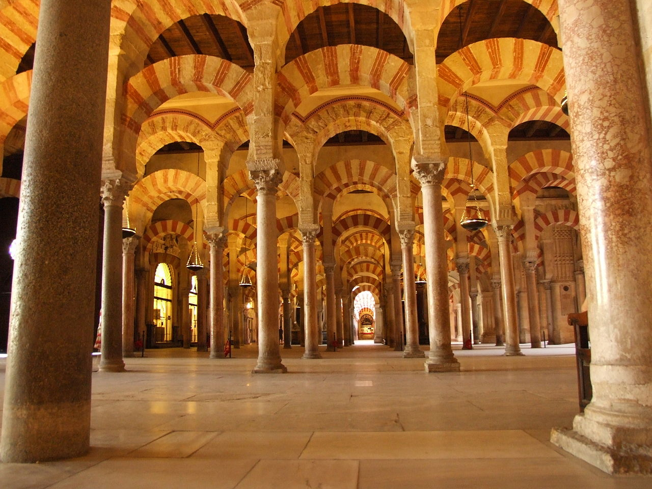 Islamic Quotes Hd Wallpapers File Inside The Cathedral Mosque C 243 Rdoba Spain Jpg