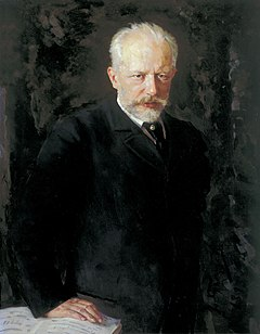 Pyotr Ilyich Tchaikovsky