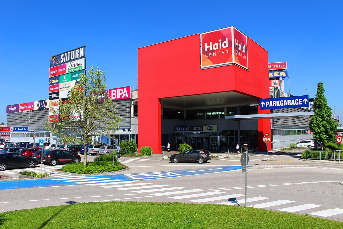 Ikea Media Haid Center – Wikipedia
